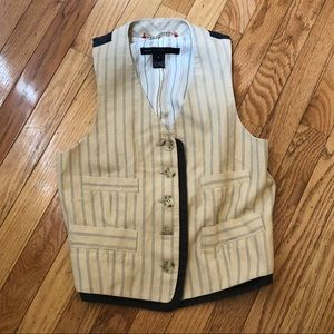 Marc By Marc Jacobs Vest Small